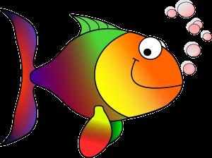 Fish flipped
