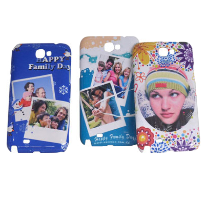 Sublimation Phone Cases.