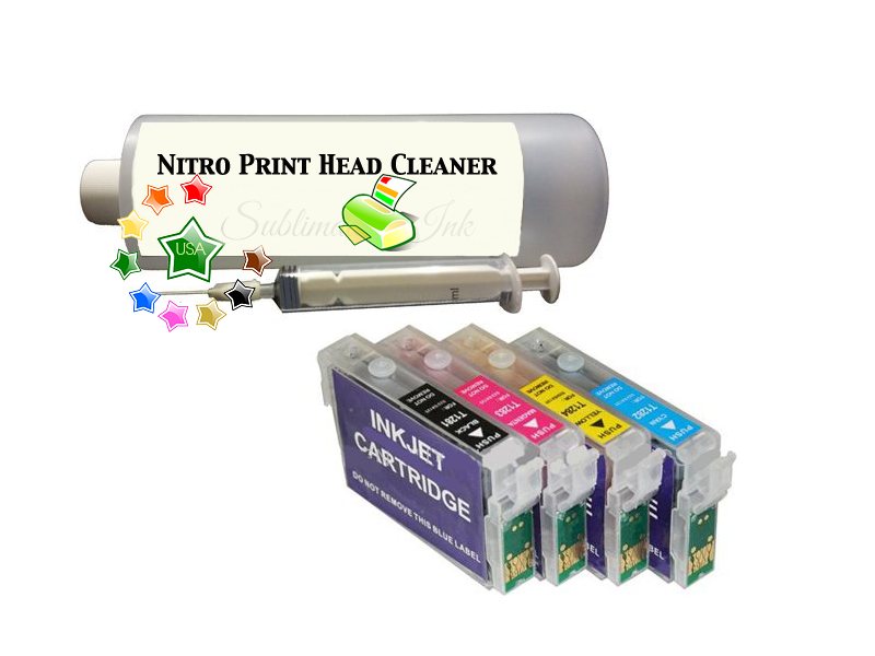 Print Head Cleaning Supplies